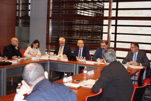 Reunión para abordar el Consejo Regional de Consumo
