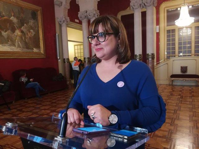 Bel Busquets, vicepresidenta y consellera de Turismo