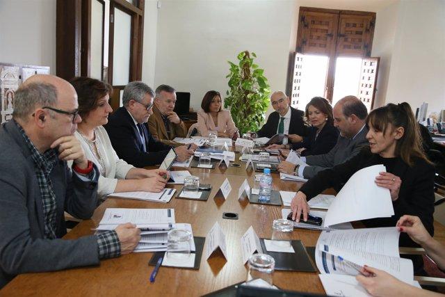 Reunión de la comisión de seguimiento del Plan de Garantías