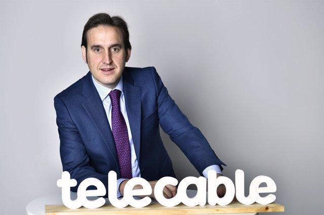 José Antonio Vázquez, director general de Telecable