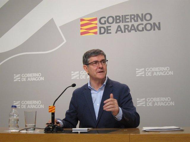 Vicente Guillén ha dado a conocer los asuntos aprobados en Consejo de Gobierno