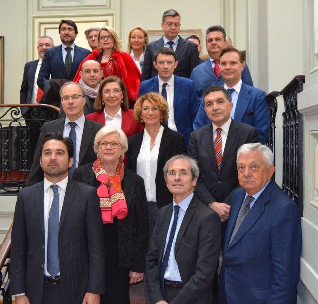 Jornada 'Andalucía-Francia: afianzando el futuro'