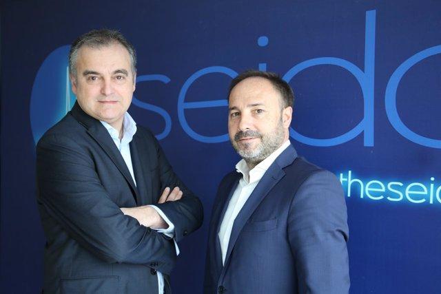 Alejandro Daniel y Eduard Farga, directores generales adjuntos de Seidor