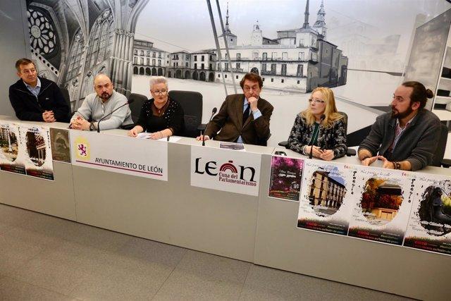 León Celebrará Mañana El Día De La Poesía Con Actividades En La Calle