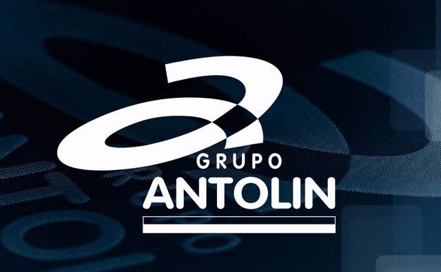Logo de Grupo Antolin