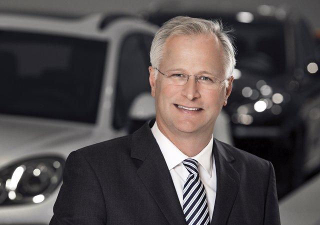 Jens Puttfarcken, presidente y consejero delegado de Porsche China y Hong Kong