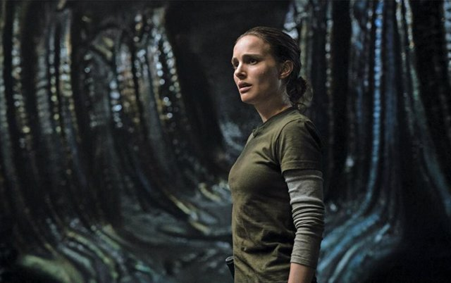Natalie Portman protagoniza Aniquilación (Annihilation)