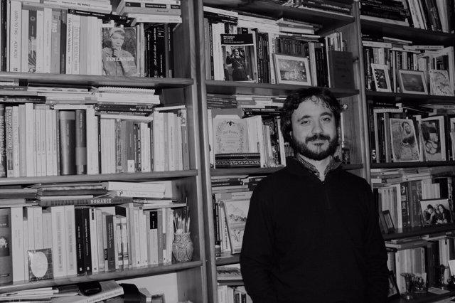 Aitor Francos gana el VIII Premio Iberoamericano de Poesía Hermanos Machado