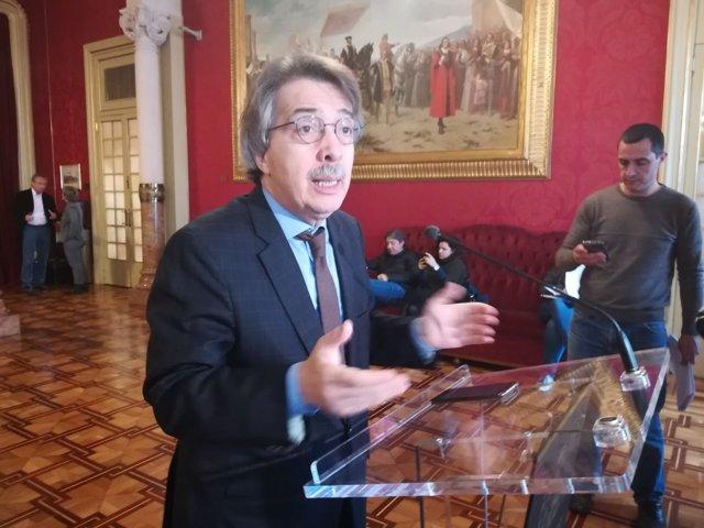 Xavier Pericay, portavoz y diputado de Ciudadanos en Baleares