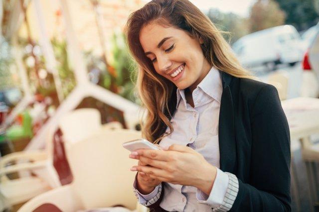 A través de los smartphones es posible mejorar la salud y calidad de vida.