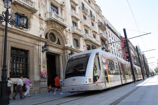Metrocentro en Sevilla