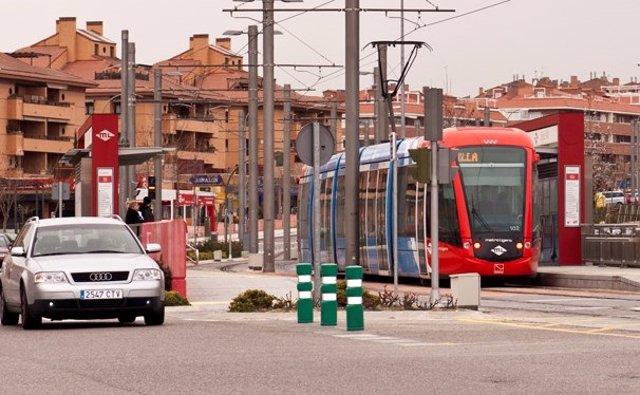 Metro ligero de Madrid
