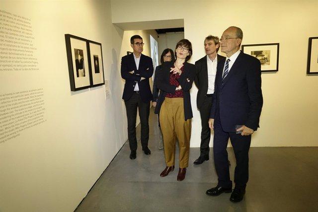 Presentación de Brancusi en el Centre Pompidou
