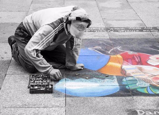 Pintura callejera