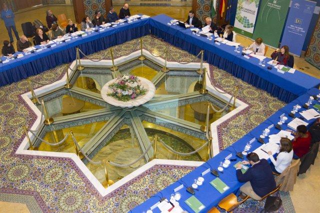 Reunión del Foro Andaluz para la Inmigración