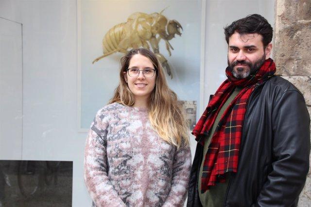 Laura Torres presenta 'En memòria de la forma' en el Casal Solleric