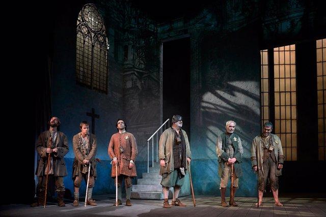Obra teatral El concierto de San Ovidio