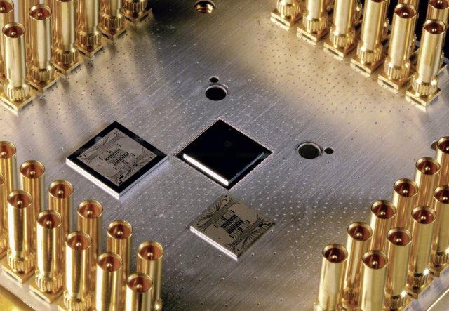 Chip de computación cuántica de Google
