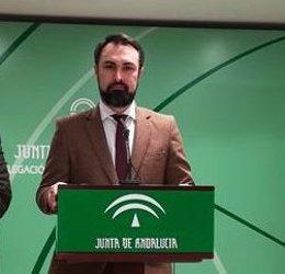 El degado territorial de Empleo en Málaga, Mariano Ruiz Araujo