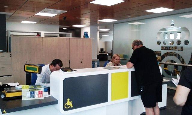 Nueva oficina de Correos en Cabezón de la Sal