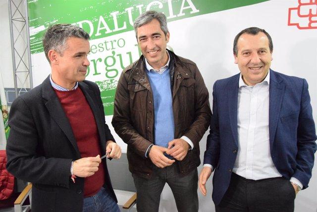 Ruiz Espejo, Bernal y Navas