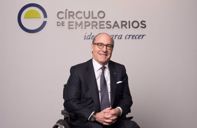 John de Zulueta, presidente del Círculo de Empresarios