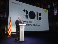 L'Agència Catalana de Turisme destina 2,8 milions per promoure el turisme cultural el 2018 (EUROPA PRESS)