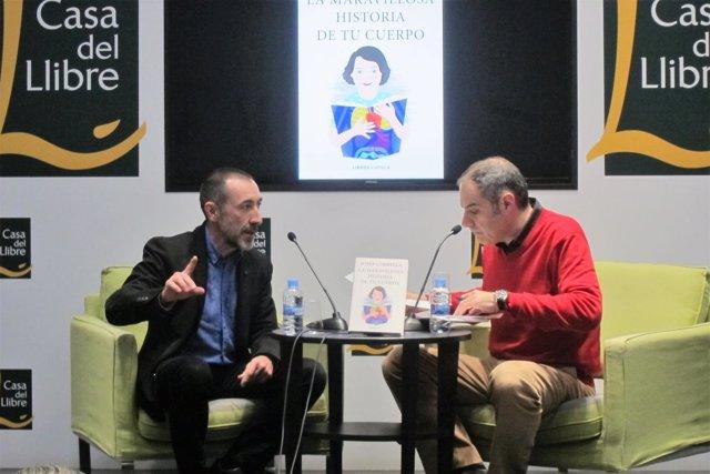 Josep Corbella y Toni Clapés
