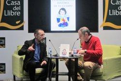 El periodista Josep Corbella revela en un llibre els 'perquès' del cos humà (EUROPA PRESS)