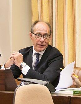 José Juan Díaz Trillo, diputado del PSOE