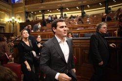 Rivera demanarà explicacions a Santamaría per l'alt càrrec català acusat de contractar publicitat per l'1-O (EUROPA PRESS - Archivo)