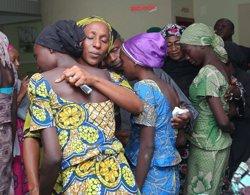 Boko Haram allibera 105 nenes del grup que va segrestar a la localitat nigeriana de Dapchi (TWITTER DEL VICEPRESIDENTE DE NIGERIA, YEMI OSINBA)
