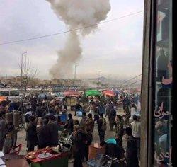 Almenys 26 morts i 18 ferits en un atemptat suïcida a l'oest de Kabul (TWITTER - Archivo)