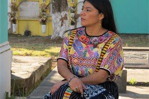 Irma Alicia Velásquez, la líder guatemalteca dispuesta a pagar con su vida por la defensa de los pueblos indígenas