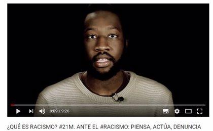 '#21M ¿Qué es Racismo? Experiencias, reflexiones y alternativas'