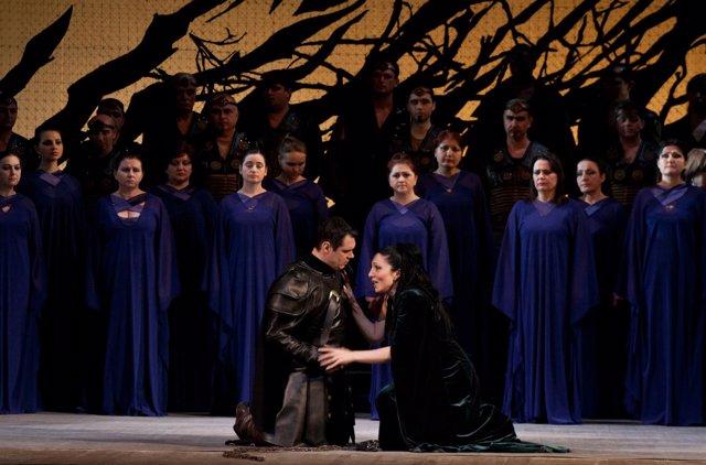 Opera nacional de Moldavia que actuará en Logroño el 24 de marzo