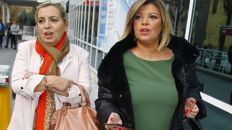Carmen Borrego se pone 'celosa' de Terelu y copia su exclusiva