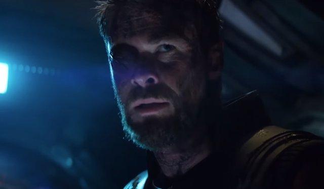 Thor en Infinity War