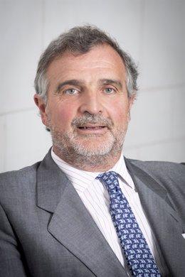 El presidente de CESCE, Álvaro Rengifo
