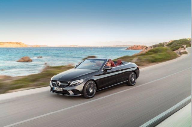 Nueva Clase C de Mercedes-Benz Cabrio