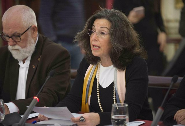 Marible Peinado, vicepresidenta segunda de Diputación de Cádiz