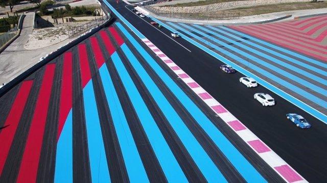 Circuito Paul Ricard en Francia