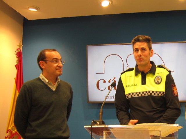Benedicto Cacho y Rafael Mateos