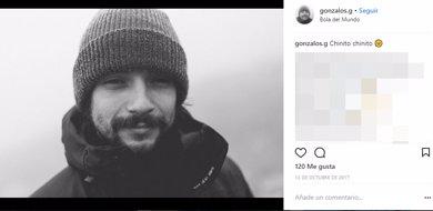 Gonzalo Sierra, el padre del bebé que espera Elena Furiase