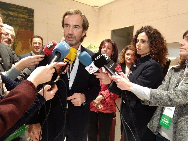 El presidente de Barcelona Global, Gonzalo Rodés