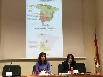 Los puntos negros en España del cribado de cáncer de colon