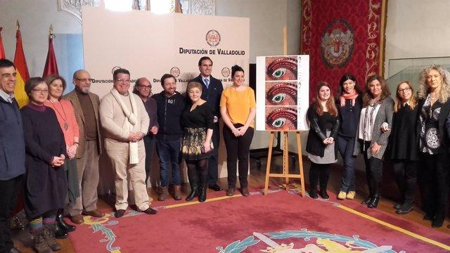 Presentación de los XV Encuentros Moretti de Teatro, 21-3-18