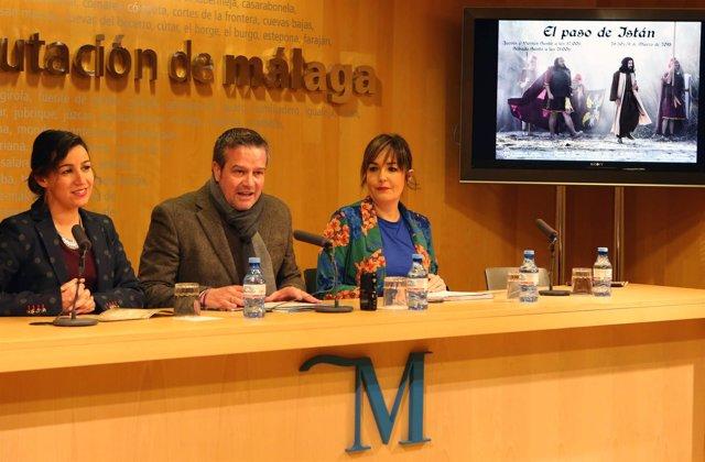 Víctor González El PAso de Istán Málaga Semana Santa 2018