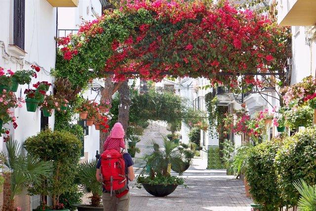 Estepona Jardín de la Costa del Sol flores plantas medio ambiente