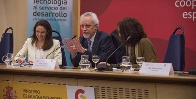 Actividades de España en el Foro Mundial del Agua
